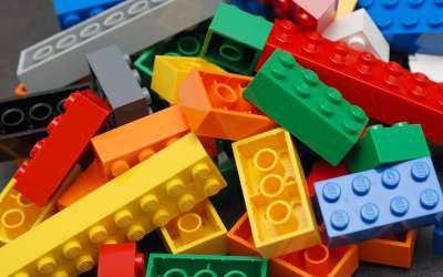 lego is gemaakt van abs kunststof